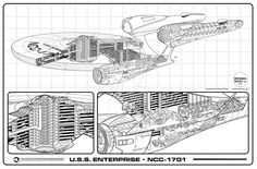 JJ-Abrams Enterprise Cutaway by trekmodeler on DeviantArt