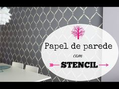 DIY:: DECORANDO O HOME OFFICE #1 - PINTURA NA PAREDE MUITO FÁCIL - YouTube