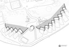 Image 14 of 18 from gallery of The Great Wall of WA / Luigi Rosselli. Ground Floor Plan