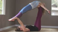 Want to Fly? 7 Must-Try AcroYoga Poses. Why try Acro? In short: Fun. This hybrid style mixes acrobatics and healing arts like Thai massage with a practice that helps connect you with others.
