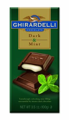 Ghirardelli Chocolate Bar, Dark