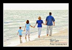 beach family portrait ideas - Google Search