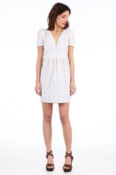 SESSUN  Robe Kew Gardens Imprimée 112 € #dress #fashion #sessun