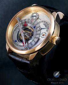 Coherent finishing: the Greubel Forsey Invention Piece 1