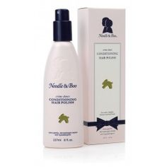 Noodle and Boo Conditioning Hair Polish from Button Tree Kids  (buttontreekids.com) #noodleandboo #condition #hair #polish #baby #mother #care #buttontreekids