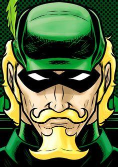 Green Arrow P.S. by =Thuddleston on deviantART