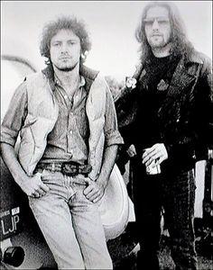 Don Henley & Glenn Frey #eagles