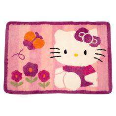 Hello Kitty Garden Rug
