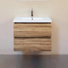 "Willa Arlo Interiors Samaira 30"" Wall Mounted Single Bathroom Vanity & Reviews | Wayfair"
