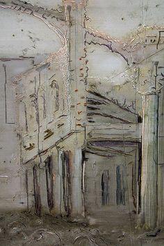 Michael Raedecker - Line-up by de_buurman