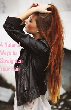 Hey, curly girl! Do you leave deep sigh while you see a girl with naturally straight hair? The answer must be 'Yes'. To get straight hair you may chase to parlor or professionals hair expert. What will cost you so much money and also causes hair damage because of chemicals. Read on this article, here you will get 2 ways on how to naturally straighten hair. #hairstraightenerbeauty #hairstraighteningtips #HowToNaturallyStraighten Hair