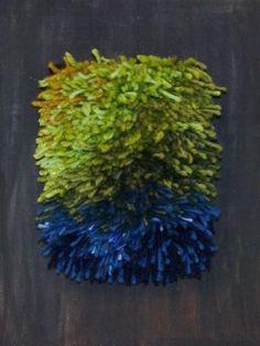 Miniryijyjä: Mielikuvia metsästä | Punomo Crafts, Painting, Painting Art, Paintings, Crafting, Paint, Draw, Diy Crafts, Craft