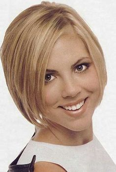 short bob hairstyles for fine hair 2014 - Google Search