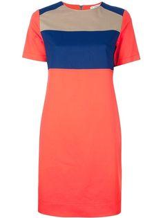 10 CROSBY BY DEREK LAM Colour Block Dress