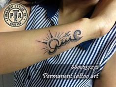 Sun tattoo, Sun tattoo design design with water wave , water wave tattoo, wave tattoo, sun tattoo in black, sun tattoo design on side wrist, sun tattoo design for girls, sun tattoo with river Done by -Deepak Karla 8800637272 AT- Permanent tattoo art, Gurgaon Delhi/NCR http://www.permanenttattooart.com/ https://www.facebook.com/PermanentTattooArt tattoo in Gurgaon (Haryana)