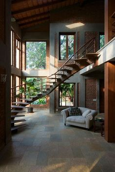31 Unique Home Design Ideas Make Space Versatile Tree House Interior, Home Interior Design, Interior Architecture, Interior And Exterior, Organic Architecture, Diy Interior, Interior Modern, Bathroom Interior, Kitchen Interior