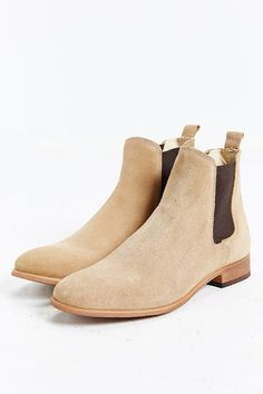 Shoe The Bear Suede Chelsea Boot