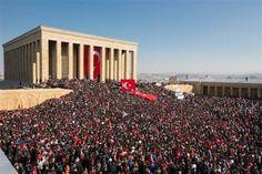 atatürk's mausoleum in Turkey Republic Of Turkey, The Republic, Turkish Army, Vitamins For Kids, The Turk, Ulsan, Great Leaders, What A Wonderful World, Twitter