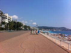 Nice, France!  I want to go back!