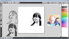 How to use the Tracing Feature in Silhouette Studio