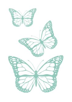 LIbreta Kraft estampada con sello de mariposa y acuarelas