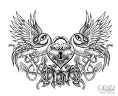 Chest Tattoo Female Upper, Chest Tattoo Designs Female, Cool Chest Tattoos, Chest Tattoos For Women, Chest Piece Tattoos, Pieces Tattoo, Heart Tattoo Designs, Chest Tattoo Drawings, Tattoo Femeninos