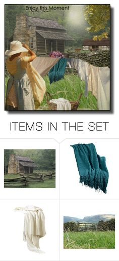 """""""Untitled #4239 enjoy the moment"""" by anyower ❤ liked on Polyvore featuring art"""