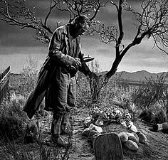 Twilight Zone Episodes | THE GRAVE. The only one that ever actually scared me.