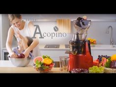 smoothy berry healthy drink by kuvings - YouTube
