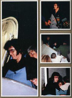Elvis- 20th February 1977 - CHARLOTTE