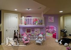 24 Child-Friendly Finished Basement Designs - Page 2 of 5 - Home Epiphany Finished Basement Company, Finished Basement Designs, Finished Basements, Kids Basement, Basement Ideas, Playroom Ideas, Playroom Rug, Basement Makeover, Nursery Ideas