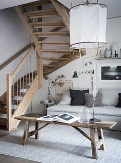 Scandi-inspired living room