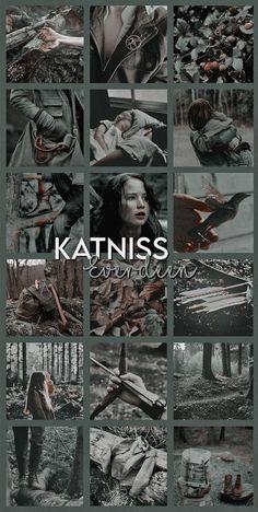 • Aesthetic - Katniss Everdeen, Aesthetic 2.0, Katniss Everdeen CH