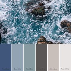 Home Decoration Online Shopping Key: 2680925308 Taupe Color Palettes, Ocean Color Palette, Office Color Schemes, Color Schemes Colour Palettes, Ocean Colors, Living Room Color Schemes, Colour Pallete, Colour Combinations, Taupe Living Room
