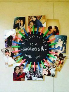 Birthday Ideas For Boyfriend Surprise Anniversary Gift Him Diy