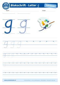 Letter G, Script Lettering, Home Schooling, Scandal Abc, Handwriting, Homework, Kids Learning, Einstein, Alphabet