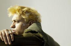 Arena Homme Plus WS 2007 - When You're A Boy by Willy Vanderperre Model: Eddie Klint