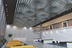 Architectural | Ceiling Systems | Alluvia Rift