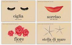 Learning Italian - Vocabulary Flashcards