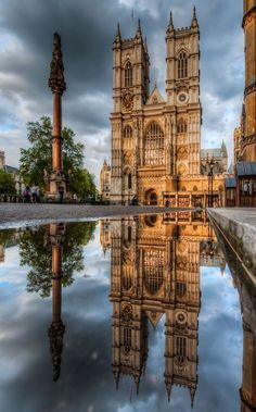 Westminster Abbey Gothic, church, London,