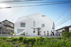 Spielparadies: Kindergarten von MAD Architects - DETAIL.de - das Architektur…