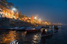 Varanasi. (Check)