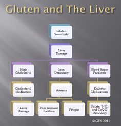 Gluten Linked to Autoimmune Liver Disease.I commonly see patients in my office who suffer with different forms of liver and gall bladder diseases. Sometimes the only symptoms are abdominal and right shoulder pain. Often times they have been diagnosed w Sin Gluten, Gluten Free Diet, Liver Disease, Autoimmune Disease, Liver Detox Symptoms, Healthy Liver, Healthy Foods, Liver Cleanse, Gluten Intolerance