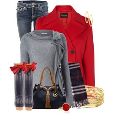 """Wellies for Winter"" by kginger on Polyvore"