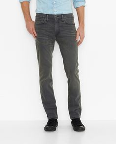 "Levi's Jeans, 511®, lengde 30""/32""/34""/36"" i fargene Mønstret, Ink storm, Rock cod, Copper tint dark innen $GenderDepartment - Jeans - La Redoute"