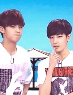 i didnt watch the gif but its meanie so i just kind of had to. xD