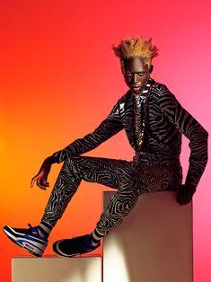coolshit4guys:    Afrofuturist  reblogged with tintum.
