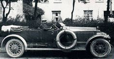 1913 London-to-Edinburgh  experimental colonial Tourer by Holmes (chassis 2301)