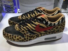 newest c8573 e944b The Atmos x Nike Air Max Animal Pack 2.0 Release Date