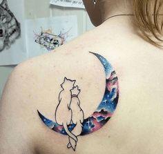 Tatuaje de aristogatos